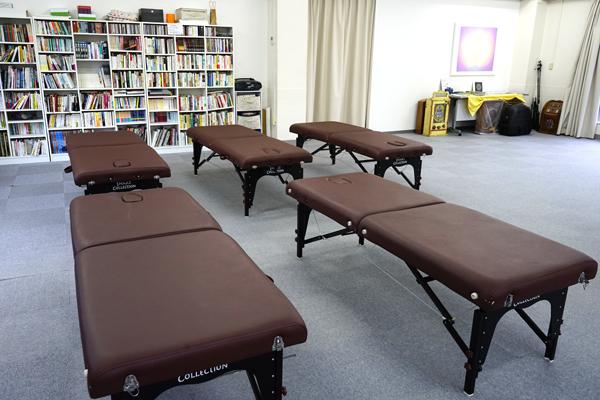 施術用ベッド20台完備☆レンタルスペース -Rental Space-